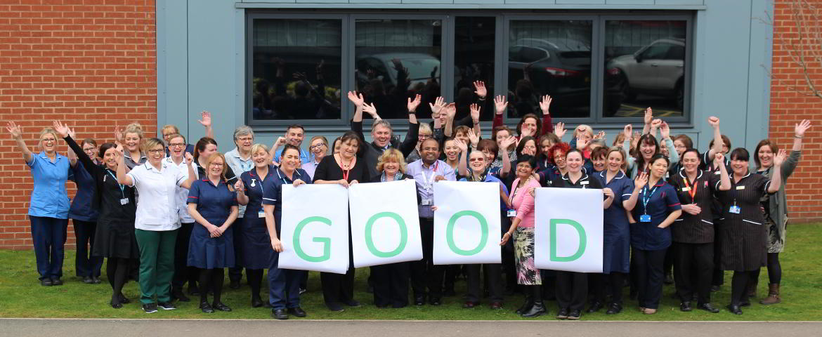Care Quality Commission Rated Good
