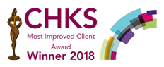 Logo: CHKS Most Improved Client Award Winner - 2018