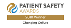 Logo: Changing Culture Award Winner - 2018